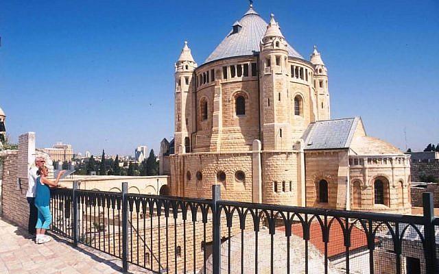 Dormition Abbey (photo credit: Shmuel Bar-Am)