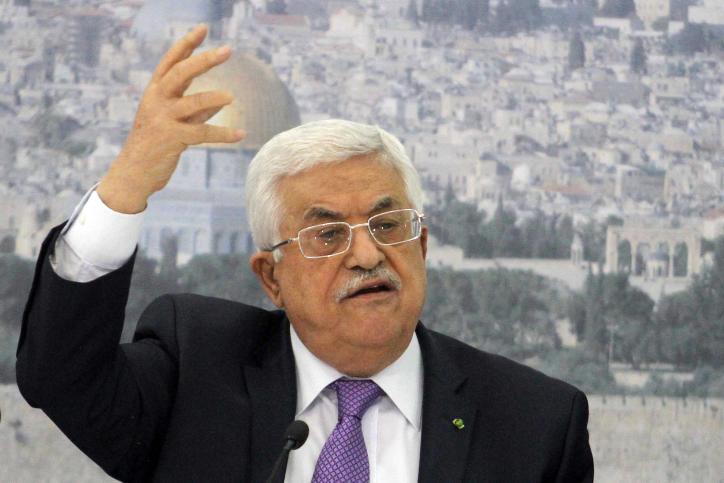 Palestinian Authority President Mahmoud Abbas (photo credit: Issam Rimawi/Flash90)