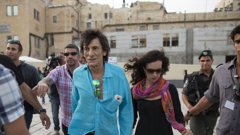 Rolling Stones Israel Tour