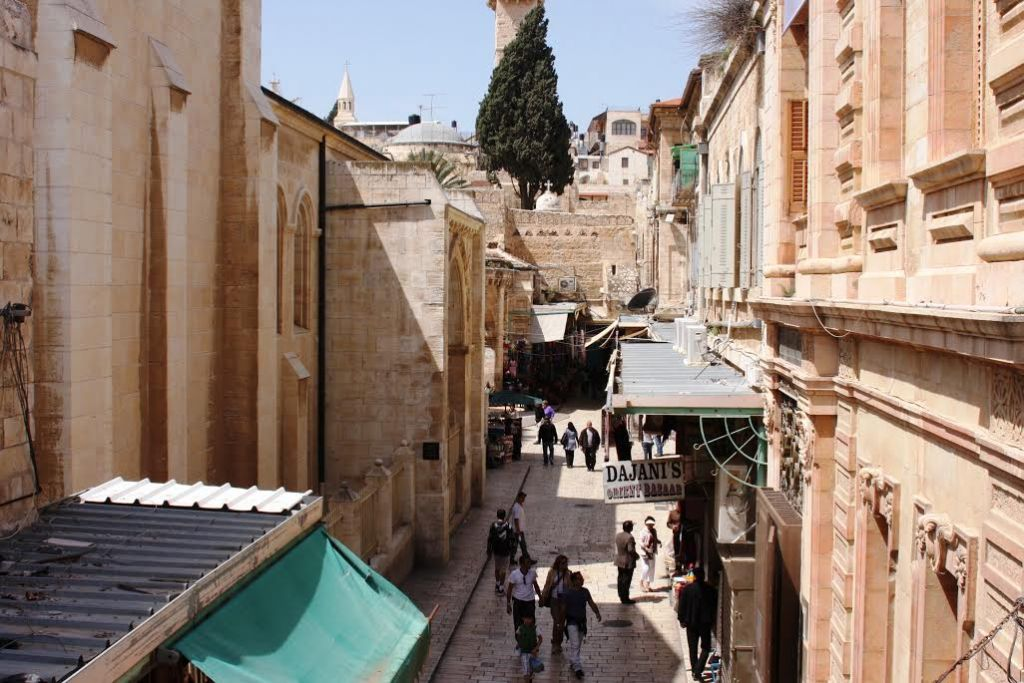 Oases Of Calm Amid The Chaos Of Jerusalem S Old City The