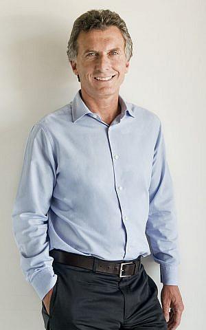 Mauricio Macri (photo credit: Inés Tanoira/Flickr)
