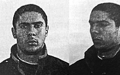 Pictures released on June 1, 2014, shows the then 29-year-old suspected terrorist Mehdi Nemmouche. (AFP)