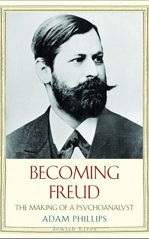 Cover of 'Becoming Freud: The Making of a Psychoanalyst' (courtesy)