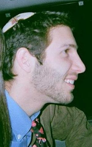 Lex Rofes, former member of the Hillel International board, current member of the Open Hillel Steering Committee (courtesy)