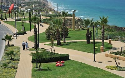 Planning a vacation in Israel? We have a great idea for you – come join us in Netanya. (photo: Courtesy)