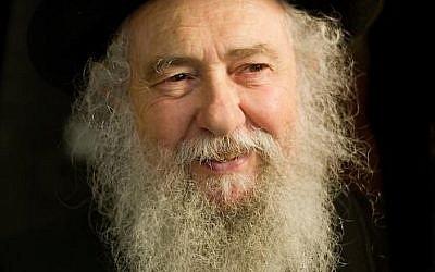 Rabbi Nachman Sudak (photo credit: Courtesy Chabad)