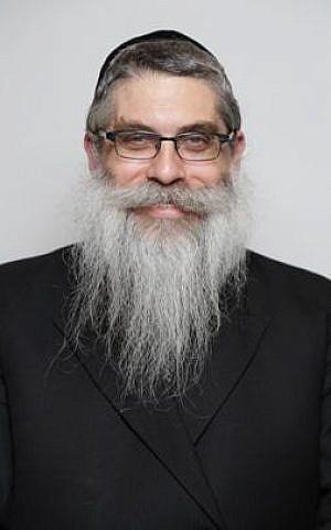 Rabbi Yaakov Dov Bleich (photo credit: World Jewish Congress)