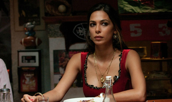 Moran Atias in 'Third Person,' the movie she produced with Paul Haggis (Courtesy Third Person)