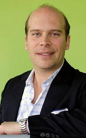 Neil Closner, the CEO of MedReleaf. (courtesy)