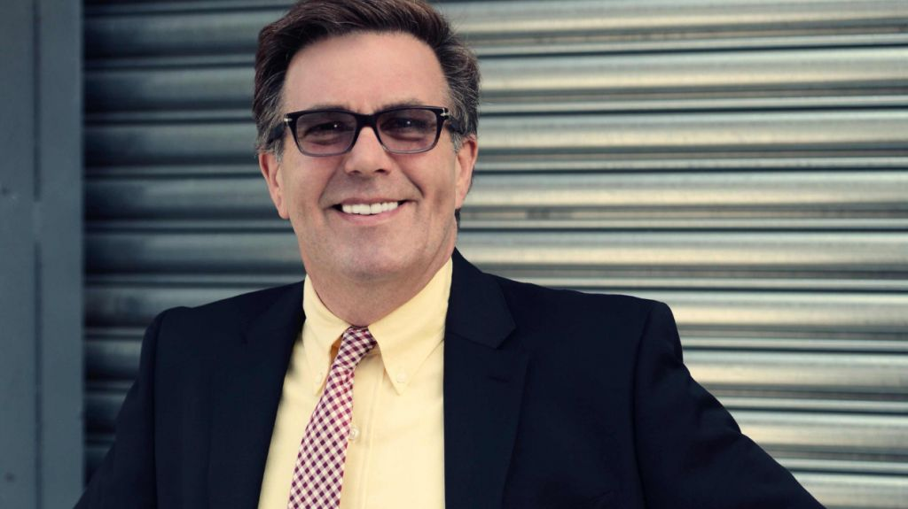 Kevin Meaney. (photo credit: Courtesy image)