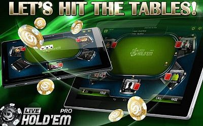 Screenshot of Dragonplay's Live Hold'em game (Photo credit: Courtesy)