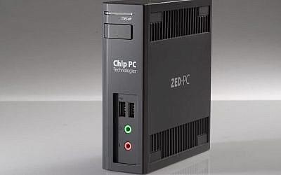 A Chip PC thin client (Photo credti: Courtey)