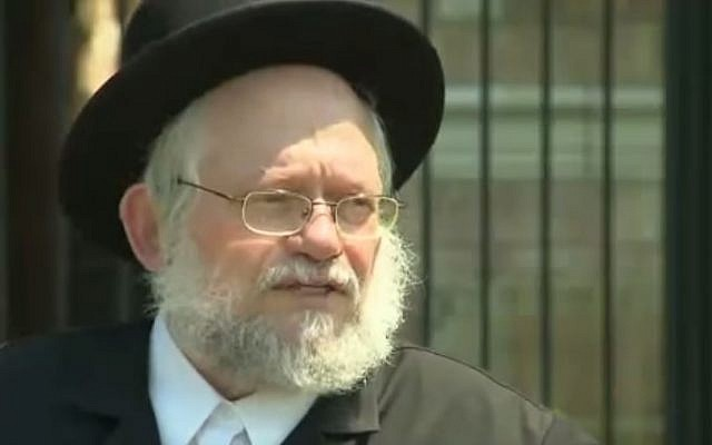 Rabbi Nuchem Rosenberg (photo credit: Youtube screenshot)