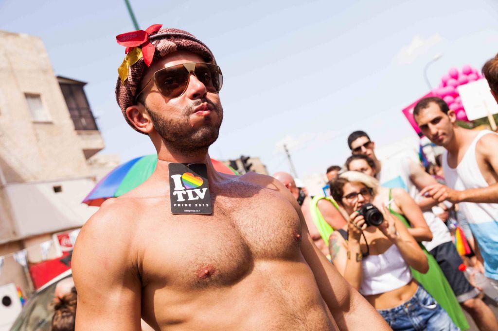 Tel Aviv Pride Parade Pride Paradevia Shutterstock.