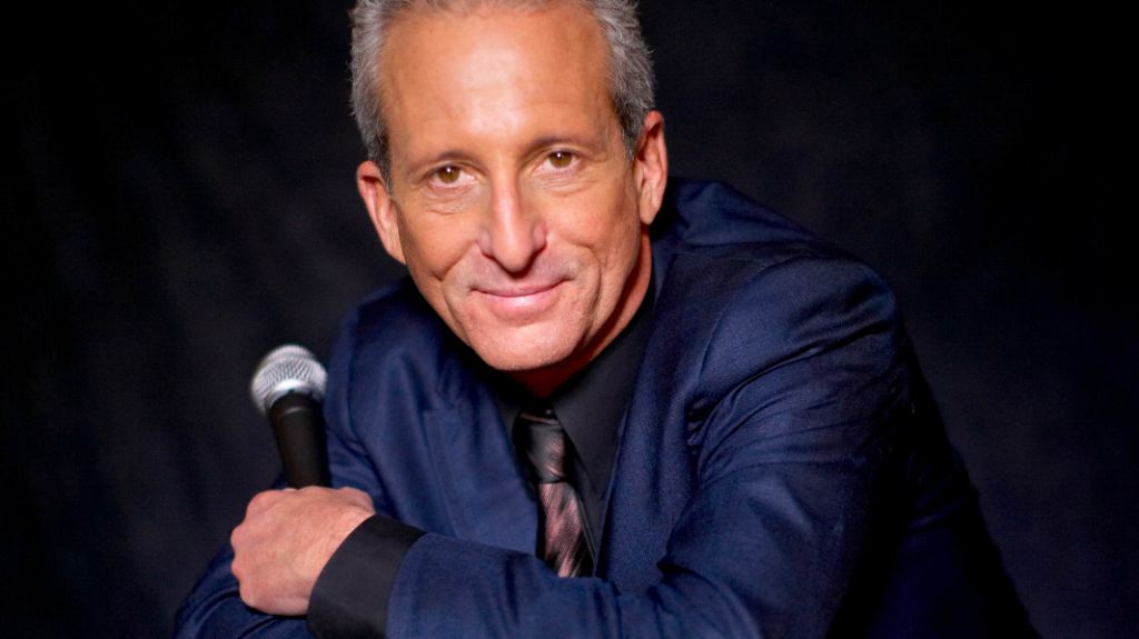 Bobby Slayton. (photo credit: courtesy image)