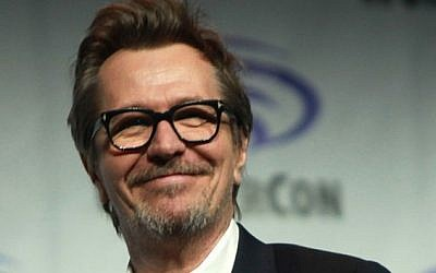 Gary Oldman (Photo credit: CC-BY-SA Gage Skidmore/Wikimedia Commons)