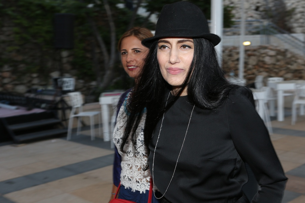 'Gett' filmmaker Ronit Elkabetz , who also stars in the film about a woman trying to get a religious divorce, received six Ophir nomination for her film (photo credit: Nir Sha'anani)