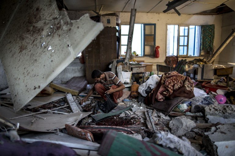 IDF to probe bombing of Gaza UN school | The Times of Israel