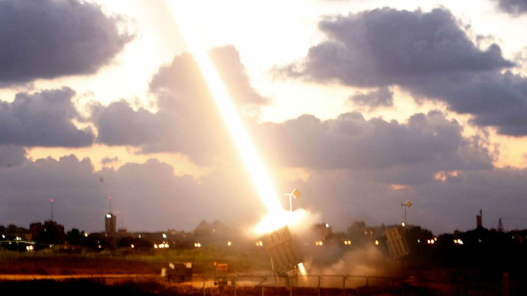 US to buy two Iron Dome batteries as first part of $1 7b