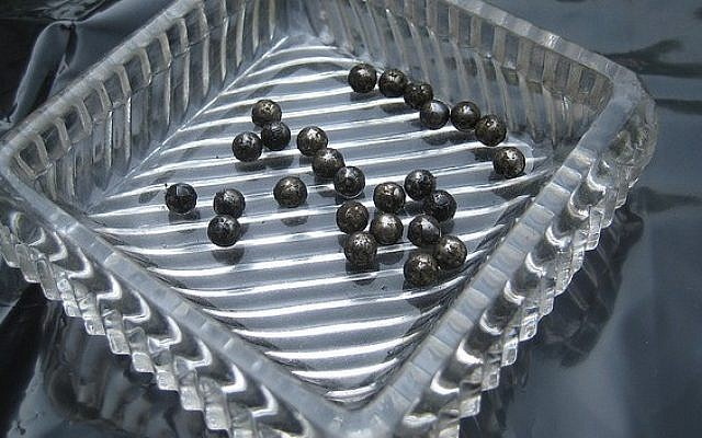 Illustrative photo of ball bearings (photo credit: CC BY-NPJ/Flickr)
