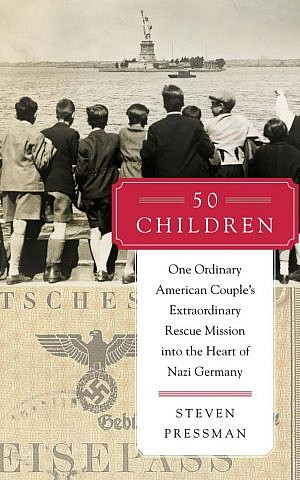 '50 Children,' by Steven Pressman (Courtesy: author)