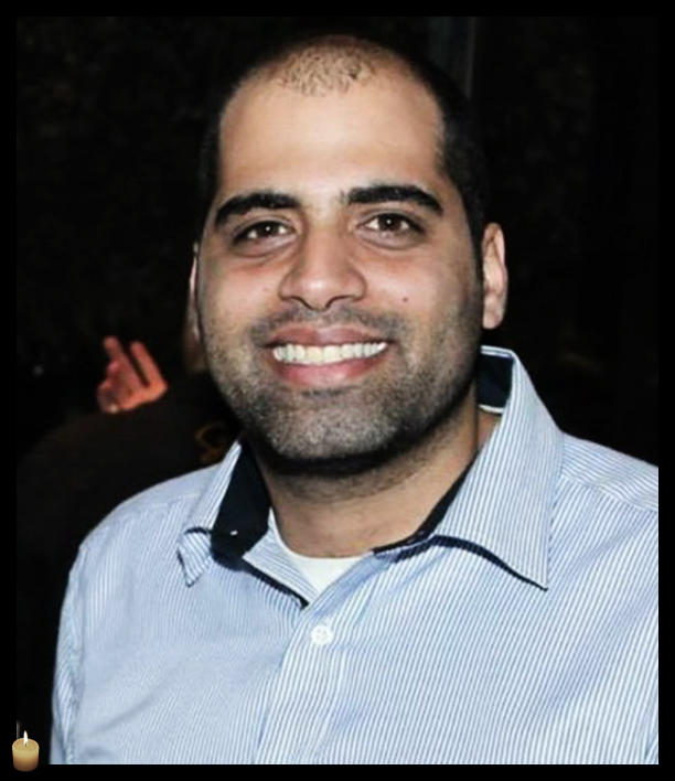 Sgt. First Class (res.) Barak Refael Degorker, 27, was killed during Operation Protective Edge. (Photo credit: IDF)