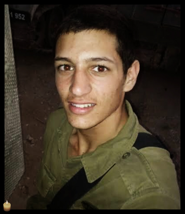 Sgt. Dor Dery, 18, was killed during Operation Protective Edge. (Photo credit: IDF)