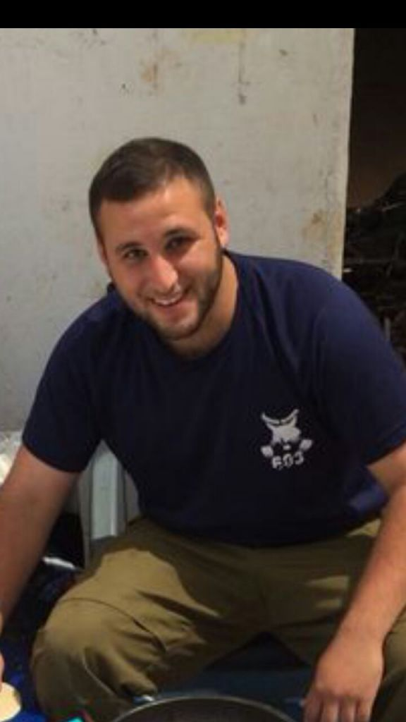 St.-Sgt. Moshe Davino, 20, from Jerusalem, who was killed in battle, July 28, 2014. Davino, an IDF Givati infantry soldier, was one of four Israeli soldiers killed in a Hamas mortar attack on Southern Israel. (Photo credit: IDF Spokesperson/FLASH90)