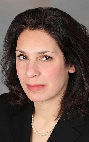 Lori Plotkin Boghardt of the Washington Institute (photo credit: Washington Institute for Near East Policy)