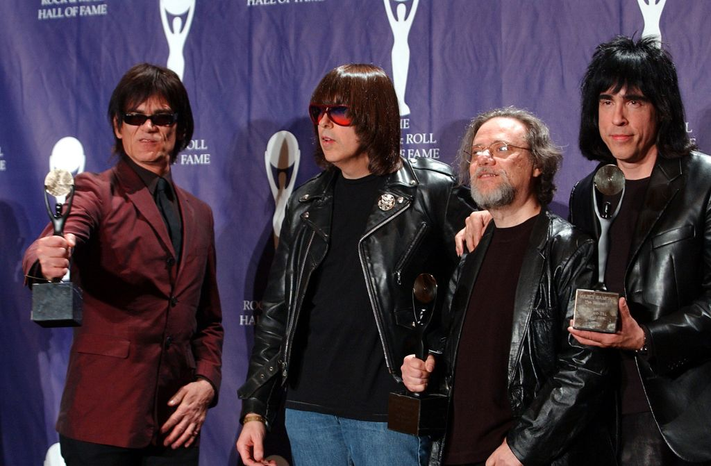 Tommy Ramone Dies At 65 The Times Of Israel