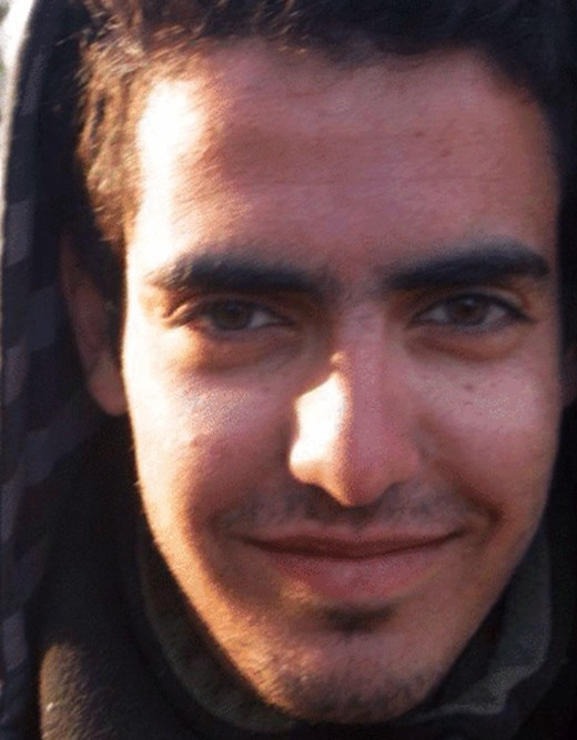 Sgt. First Class Oded Ben Sira, 22 years old, killed in action during Operation Protective Edge. (Photo credit: IDF)
