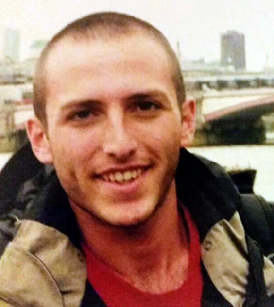 Second Lt. Yuval Haiman, 21 years old, killed in action during Operation Protective Edge. (Photo credit: IDF)