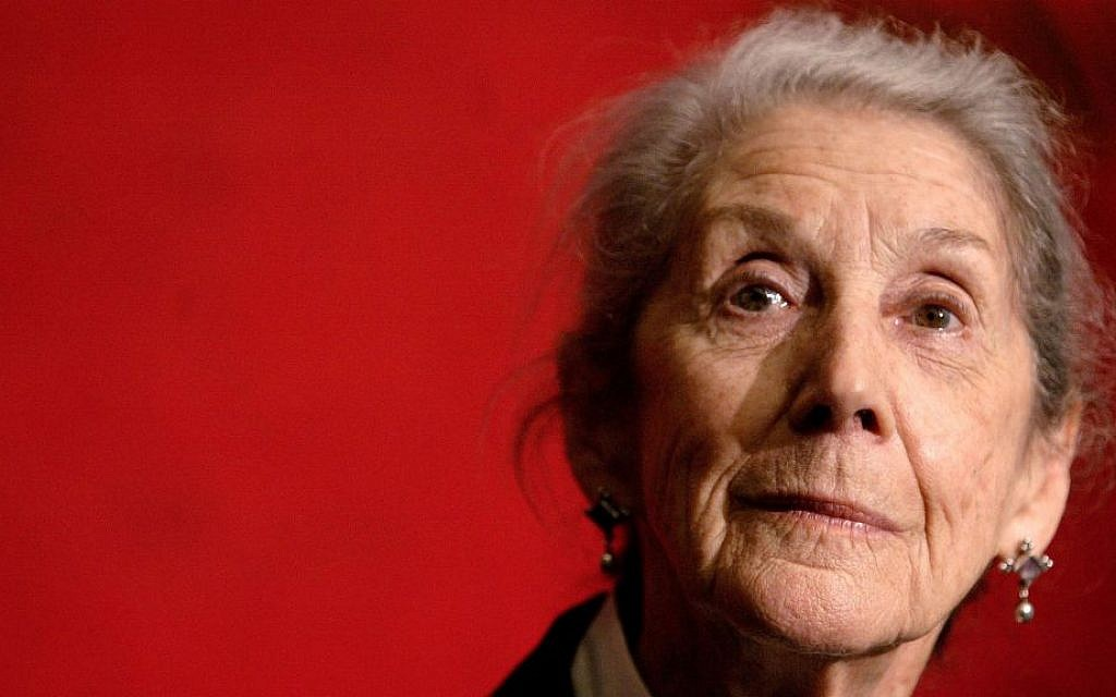 a biography of nadine gordimer a south african novelist and short story writer