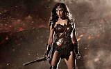 Israeli actress Gal Gadot as Wonder Woman (Zack Snyder/Warner Bros)