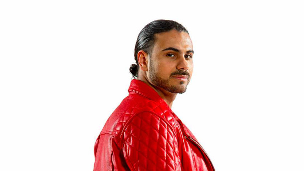 Iranian-born rapper Kodie. (photo credit: courtesy image)