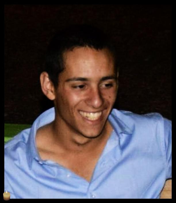 Sgt. Nadav Raimond, 19, was killed during Operation Protective Edge. (Photo credit: IDF)