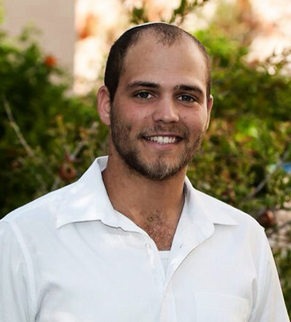 Staff Sgt. Oren Simcha Noach, 22 years old, killed in action during Operation Protective Edge. (Photo credit: IDF)