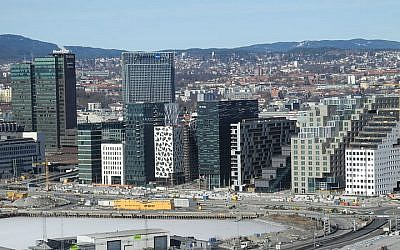 Illustrative: Oslo, Norway (Wikimedia Commons/CC BY-SA 3.0/Eva Eide)