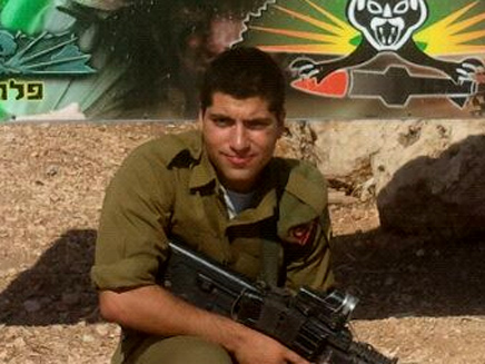 Sgt. Oz Mendelovich, 21, of Atzmon, a Golani soldier killed in the Gaza Strip on July 20, 2014 (Photo credit: Courtesy)