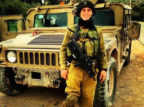 Sgt. Sean Carmeli, 21, of Ra'anana, originally of Texas, a Golani soldier killed in the Gaza Strip on July 20, 2014 (Photo credit: Courtesy)