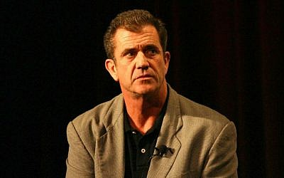 Actor and director Mel Gibson (photo credit: s.bukley/Shutterstock.com)