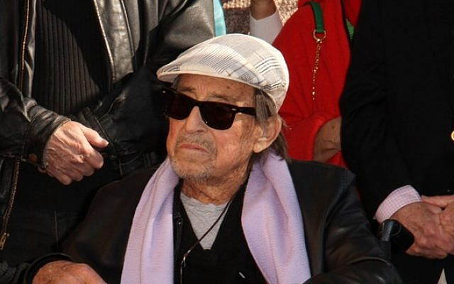 Paul Mazursky Star on the Hollywood Walk of Fame Ceremony at Hollywood Blvd on December 13, 2013 in Los Angeles, CA. (Photo credit: Paula Mazursky image via Shutterstock.