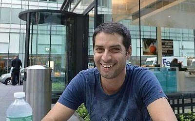 Maj. Tsafrir Baror, 32, of Holon, a Golani officer killed in the Gaza Strip on July 20, 2014 (Photo credit: Courtesy)