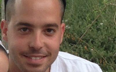 Capt. Tsvi Kaplan, 28, of Kibbutz Meirav, a Golani officer killed in the Gaza Strip on July 20, 2014 (Photo credit: Courtesy)