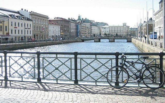 The Swedish city of Gothenburg. (Wikimedia/JLogan)