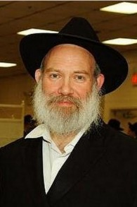 Rabbi Joseph Raksin (photo credit: Courtesy: Chabad)