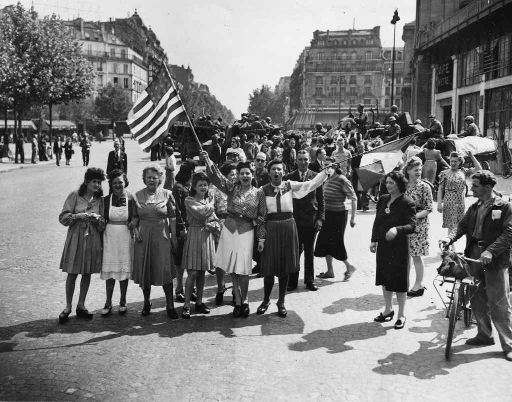 70 Years Later Paris Prepares To Celebrate End Of Nazi Rule The