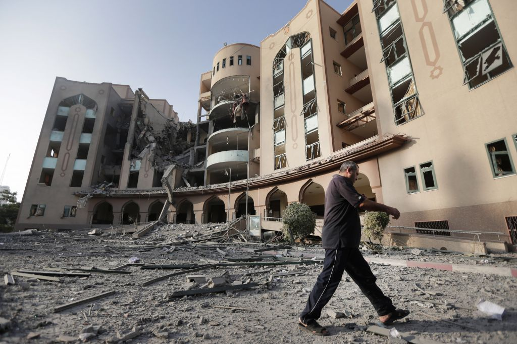 Httpstimesofisraeltunnels Still Intact Say Hamas