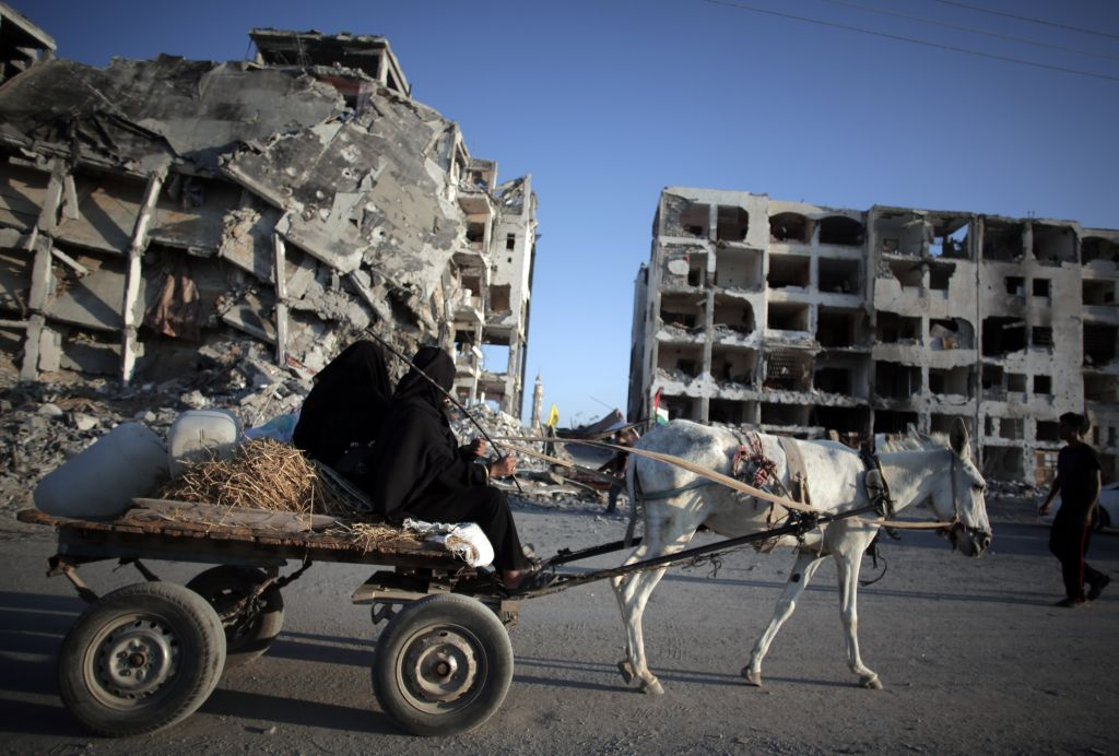 Gaza strip blockage — img 3