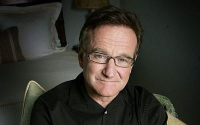 Robin Williams (photo credit: AP Photo/Reed Saxon, File)